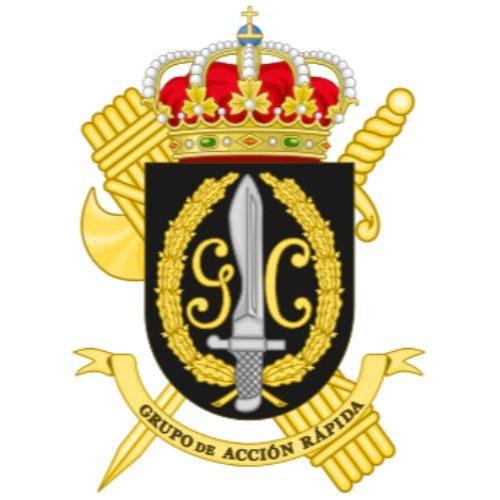 Grupo accion rapida - guardia civil