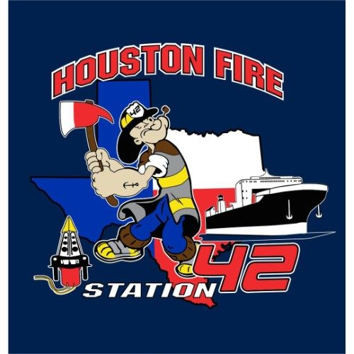 Houestion fire station 42