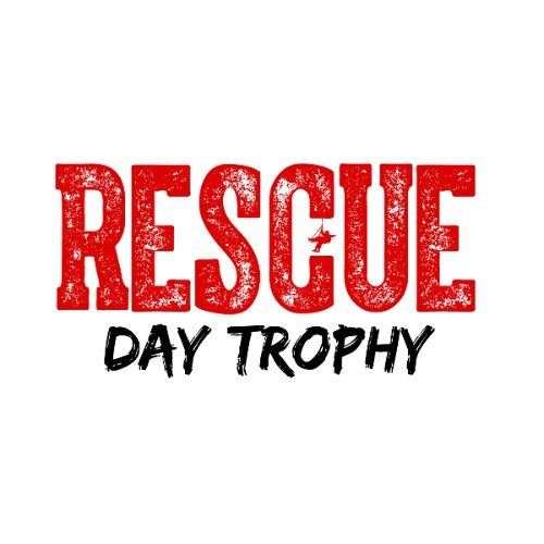 Rescue day trophy